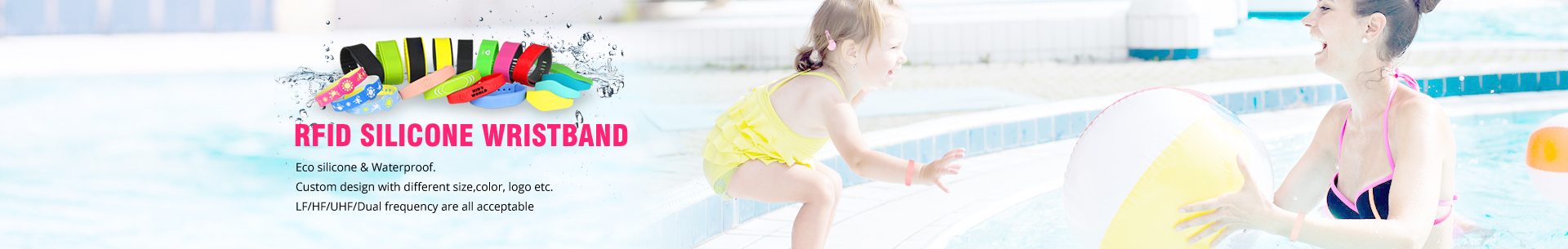 Closed Type Wristband