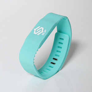 Event NFC Wristbands Silicone Bracelets For Cashless Payment