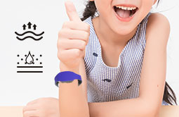 RS-AW047 Wearable Long Range RFID Wristband UHF Silicone Bracelet