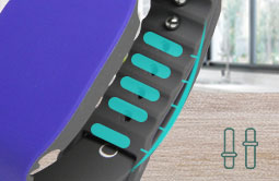 RS-AW047 Adjustable Long Range RFID Wristband