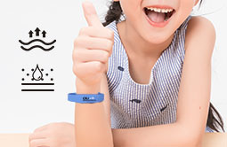 RS-AW008 Wearable RFID Wristband Silicone With Chip
