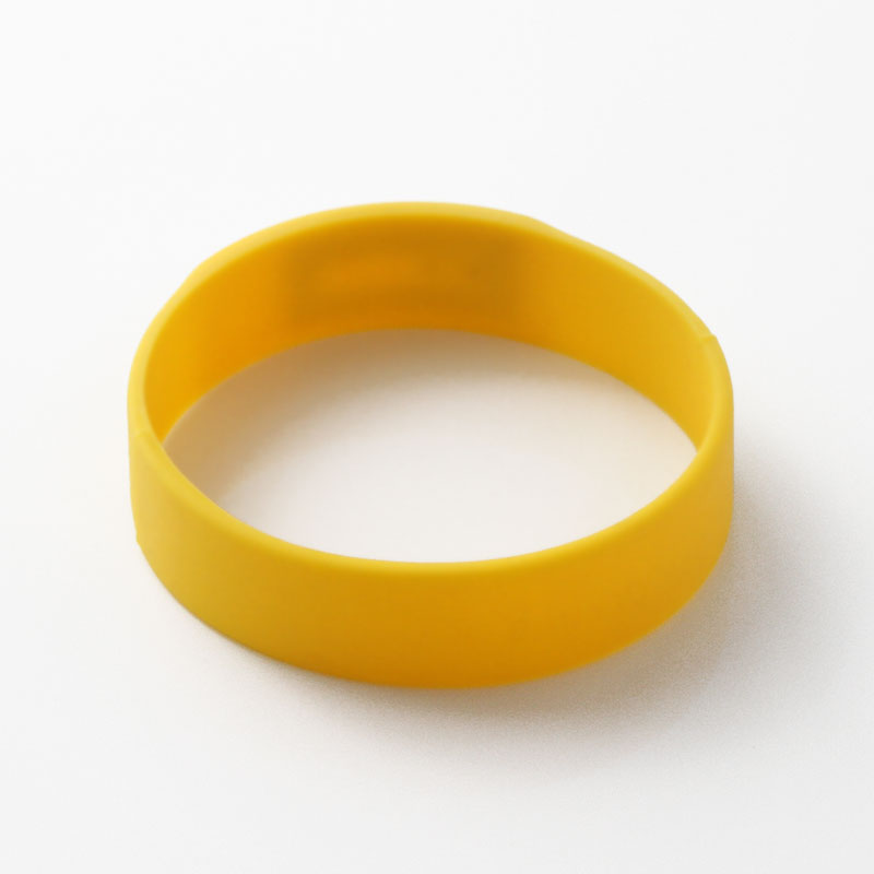 Customized Thin & Durable Silicone RFID Bracelet For Event