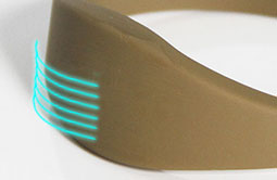 Soft RFID Silicone Wristband Bracelet RS-CW004