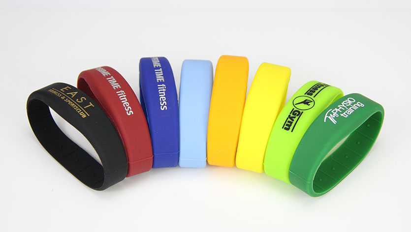 Closed RFID Wristbands For Events RS-CW030