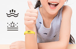 Wearable RFID Wristband Waterproof Silicone Bracelets RS-AW040