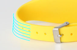 Soft RFID Wristband Waterproof Silicone Bracelets RS-AW040