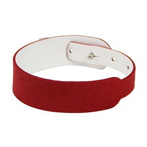 125KHz RFID PU Leather Bracelet Men/Women For Hotels